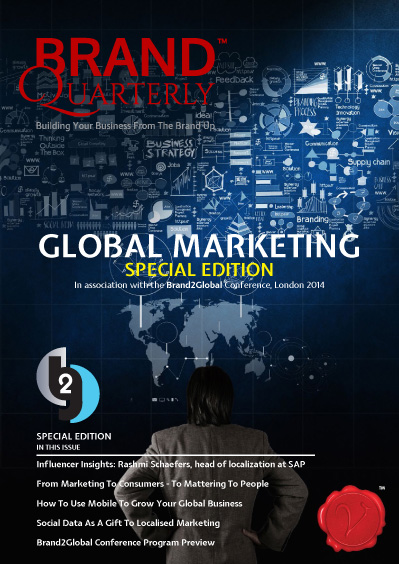 Brand Quarterly Global Marketing Special Edition