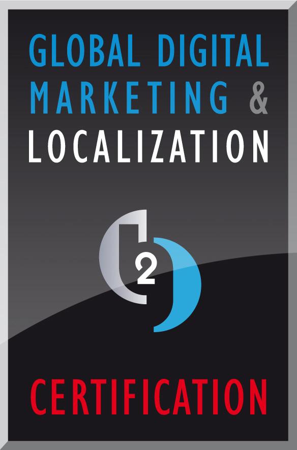 Global Digital Marketing & Localization Certification