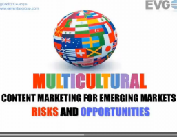 WEBINAR – Multicultural Content Marketing for Emerging Markets