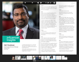 Influencer Insights: Ajit Sivadasan of Lenovo
