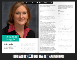 Influencer Insights: Susie Hamlin Of Cisco
